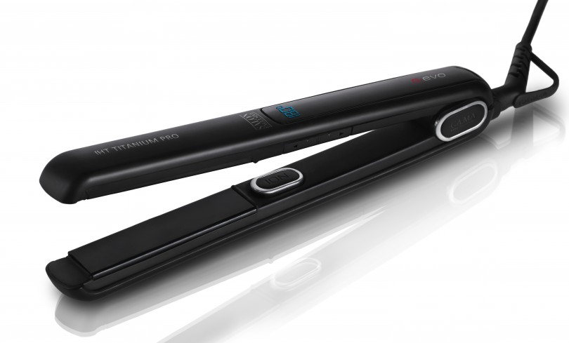 G Evo IHT Digital Titanium Pro Ion: cuenta con las tecnologías IHT e Ion Plus. Tiene un display digital de temperatura, regulable desde 160° a 230° C.