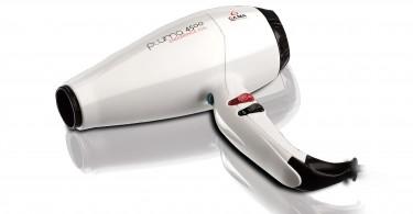 PLUMA 4500 ENDURANCE ION: Secador Profesional de alto rendimiento. Híper liviano (450 g.) y súper potente. Diseño y tecnología 100% italiana. Su tecnología Ion Plus neutraliza el efecto frizz del cabello.