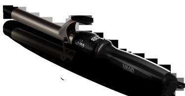 Rizador Titanium Pro: su tecnología Titanium mantiene el efecto antifrizz por mucho más tiempo, logrando así rulos definidos y duraderos. Display Digital de temperatura: permite adaptar el calor a cualquier tipo de cabello.